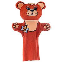 Нова збірка яскравих рукавичок для лялькового театру!