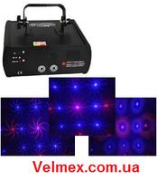 Лазер BiG BEDIVISIONPATERN RED BLUE