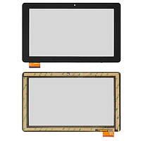 Сенсорный экран (Touchscreen) для Prestigio MultiPad Wize (PMT3111), черный, оригинал
