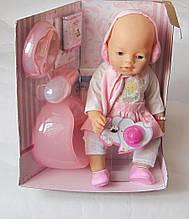 Пупс Baby Born 8 функцій