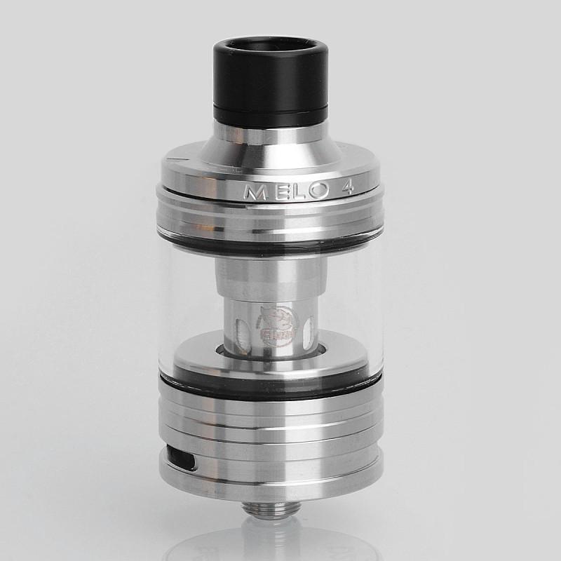 Eleaf Melo 4 (D25) - Атомайзер для электронной сигареты. Оригинал. Sil