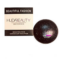 Пудра Huda Beauty (Худа Бьюти) BB powder 2в1, фото 1