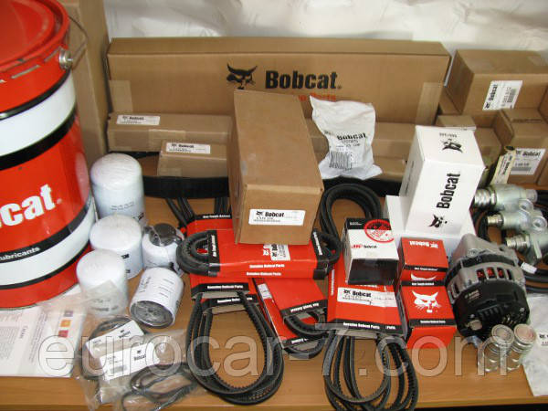 Запчасти на погрузчик Bobcat  328