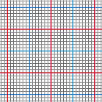 "Водорастворимый флизелин с рисунком ""Confetti"" (K159 Сетка Аида14)"