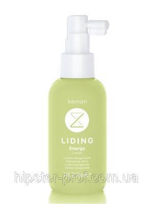 Энергетический лосьон против выпадения волос Kemon Liding Energy Lotion 100 ml