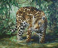 """Схема для вышивания """" В джунглях Амазонки """""""