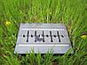 Мангал чемодан на 6, 8, 10, 12 шампуров раскладной