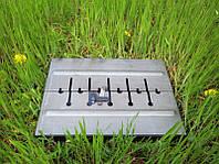 Мангал чемодан на 6, 8, 10, 12 шампуров раскладной, фото 1