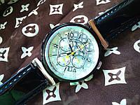 Часы Louis Vuitton black white 249