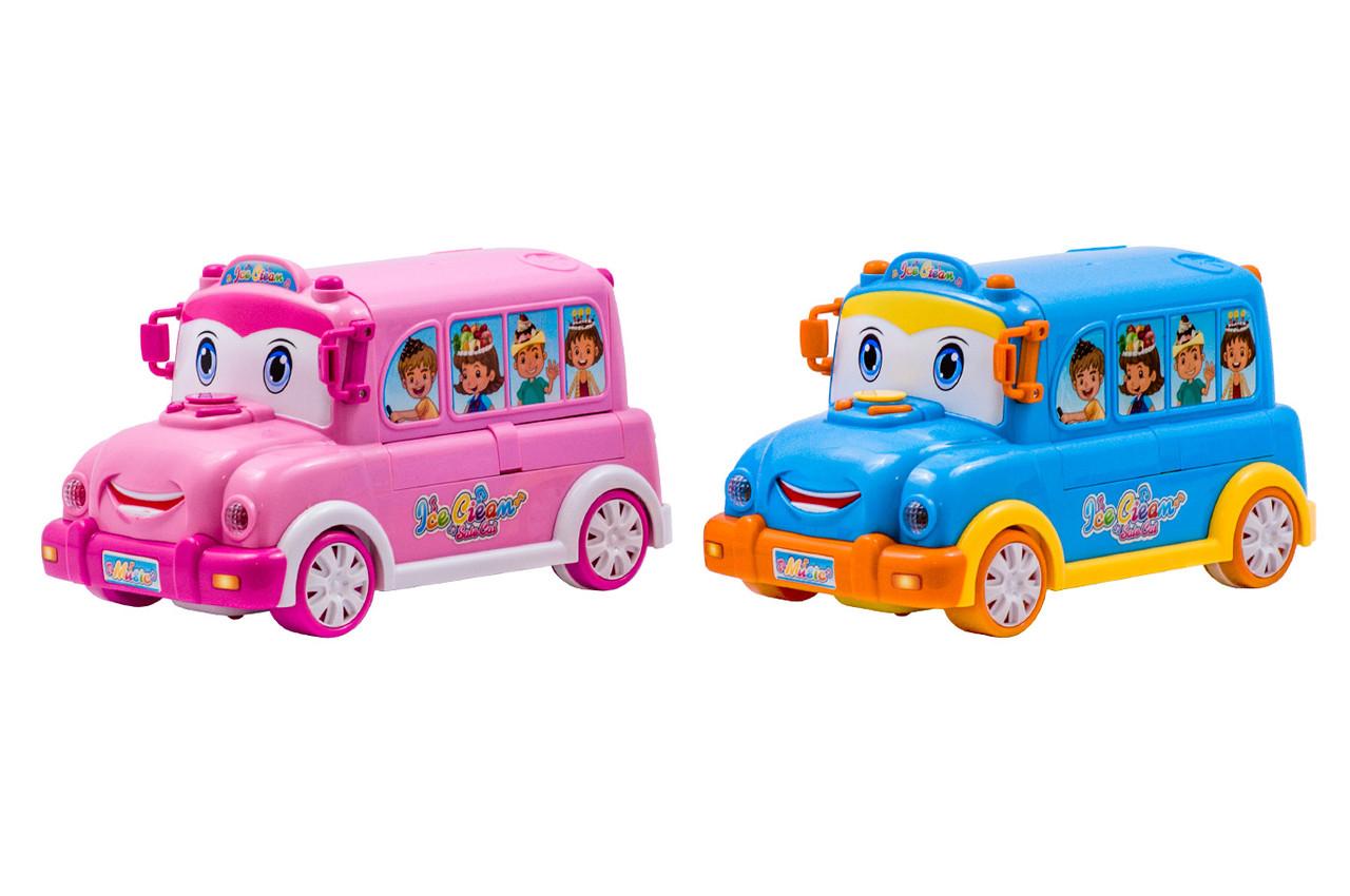 Розвиваюча іграшка Музичний автобус Ice Cream