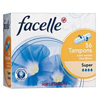 Facelle Tampons - Женские тампоны четыре капли