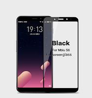 3D стекло для Meizu M6S Black