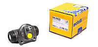 Тормозной цилиндр робочий (D20.64mm) Fiat Doblo-2001-> 1.2/1.6/1.9D/1.9JTD Metelli-04-0820