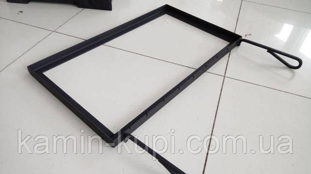 Рама для шампуров и решеток для мангала Лес 755 мм