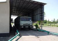 Веса электронные для грузовых авто 60т