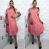 Модное,ярое женское платье -новинка сезона в размерах 50-56, фото 5