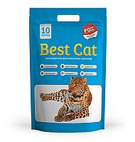 Силикагелевый наполнитель Best Cat Blue 10 л