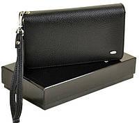 Мужской кожаный кошелек клатч мини барсетка сумочка dr. Bond натуральная кожа