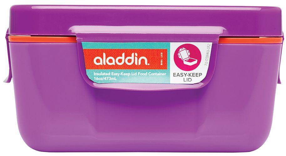 Термо ланч-бокс Aladdin Easy-Keep 0,47 л, фиолетовый