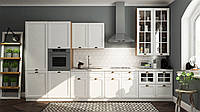 Новая! Кухня СИДНЕЙ-2 (RODA): актуальный фасад - узкая рамка из МДФ, ламинированного ПХВ