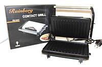 Электрогриль Rainberg RB-5401, бутербродница, сэндвичница