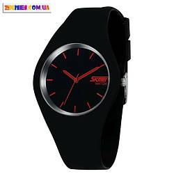 Наручний годинник Skmei 9068 (black-red)