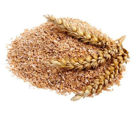 Отруби пшеничные с зародышем 300 г