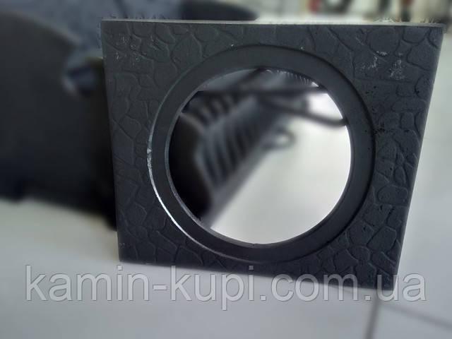 Плита под казан для чугунного мангала Лес 755 мм