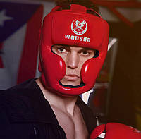Спарринг шлем, Защита головы WANSDA