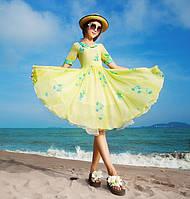 Платье-сарафан 2 цвета