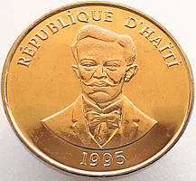Гаити 20 сантимов 1995