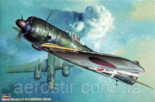 Nakajima Ki-43-II Hayabusa,1/32  Hasegawa 08053