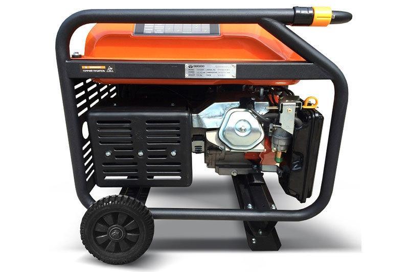 Бензиновый генератор daewoo gda 7500e цена на сварочные аппараты тритон