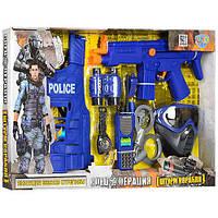 Копия Игровой набор полицейского Limo Toy Штурм корабля (33530)