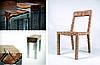 Свежая подборка оригинальных дизайнерских стульев