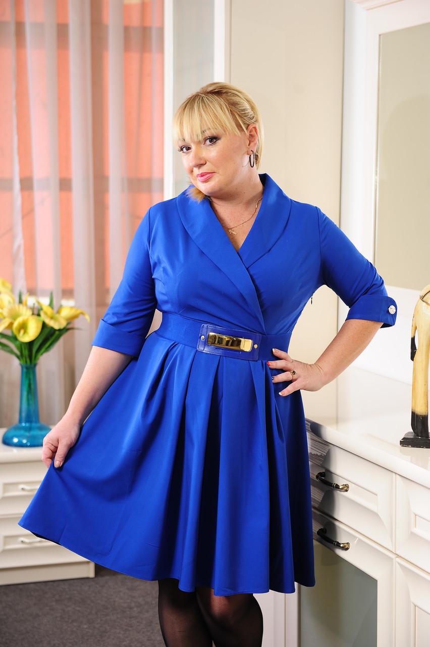 Красивые женские блузки больших размеров купить