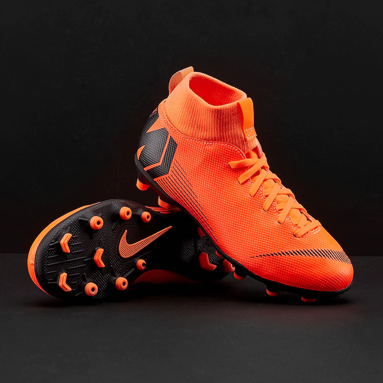 Детские Бутсы Nike Mercurial Superfly 6 Club FG MG AH7339-810 (Оригинал) 47e4e9b2b34