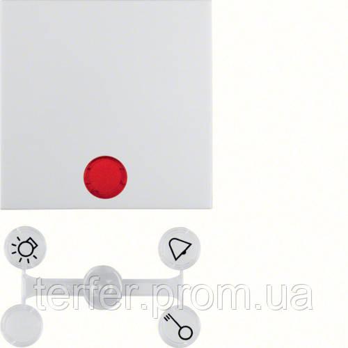 Клавіша 1Х з лінзами, пол.білизна S.1