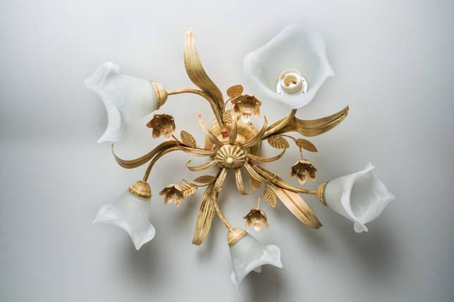 Люстра потолочная флористика Мария 5205, фото 2