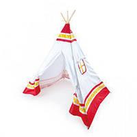 Детская игровая палатка Вигвам (красная)