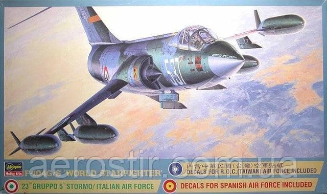 F-104G/S Worldstarfighter 1/32  Hasegawa ST11