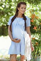 Платье туника для беременных.