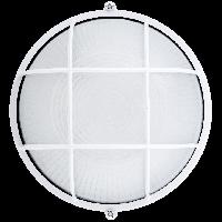 Светильник Ilumia 047 ML-GX53-IP65-wh под лампу GX53, IP65, алюм/стекло с решеткой, белый