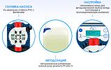 Цифровой дозирующий насос AquaViva Ph/Cl 5л/ч (DRP200) с с авто–дозацией, регулируемая скорость, фото 5