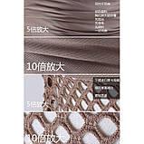 Пляжная юбка бежевая - 42-46 размер, длина 100см, 100% полиэстер, фото 9