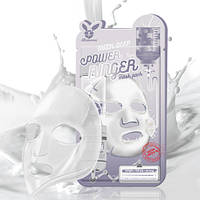 Elizavecca milky deep power ringer mask pack маска молочно-цветочная