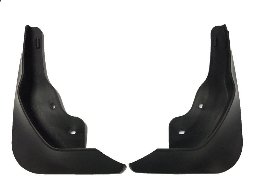 Брызговики передние для VW Passat B6 2005-2010 укороченные комплект 2шт MF.VWPA2005FR