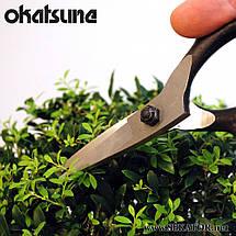 Ножиці для бонсай Okatsune / Окацуне 201 (Японія), фото 3