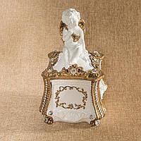 Шкатулка Ангелочек (бронза)