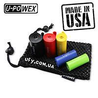 Фитнес резинки U-Powex 5 резинок Оригинал USA